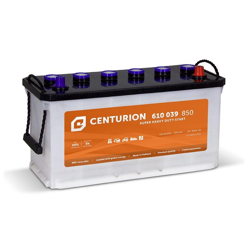 centurion start 61039 110 ah 12v centurion battery. Black Bedroom Furniture Sets. Home Design Ideas
